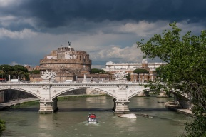 Sant'Angelo and the Tiber