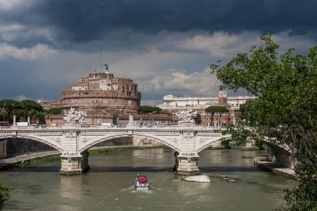 Sant'Angelo and the Tiber