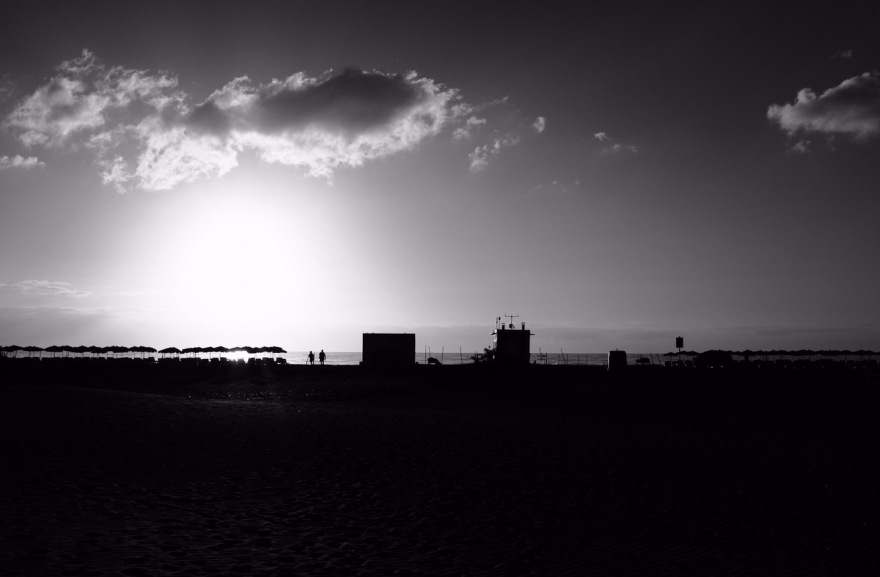 Morning light - Maspalomas, 2017
